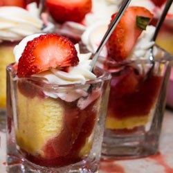 strawberry shortcake shooter