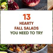 Best Fall Salad Recipes for Autumn