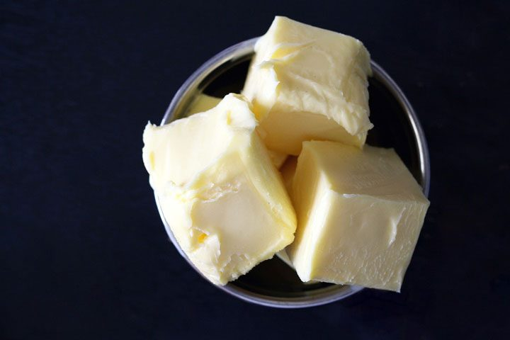 heavy cream substitute with butter