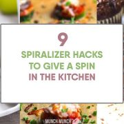 How to Use a Spiralizer: Tips, Tricks, Hacks