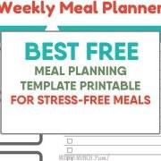 Best Meal Planner for Beginners (+ Free Menu Planning Template)