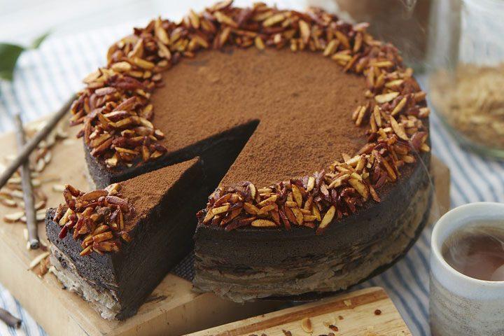 sour cream substitute dessert cake