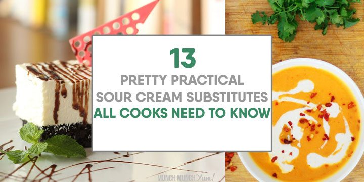 heavy cream substitutes that taste delicious